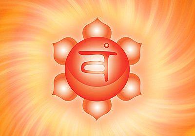 2) The Sacral Chakra or Svadhisthana
