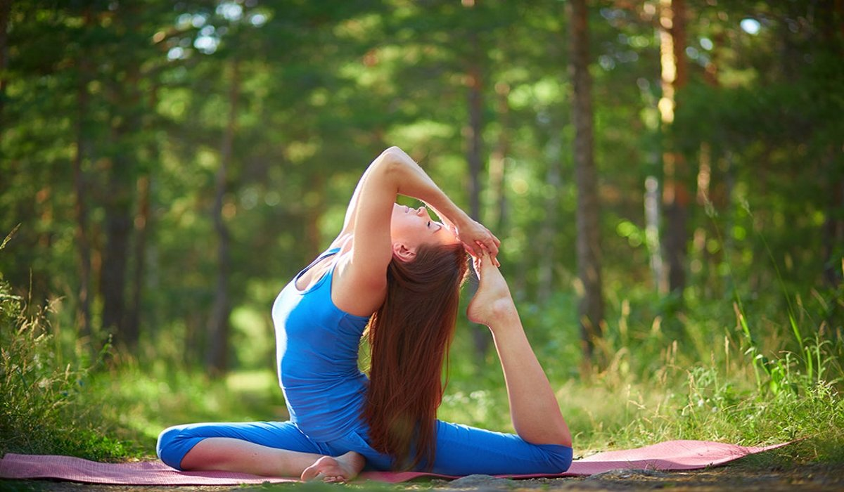 How Yoga and Meditation Can Biologically Reverse Stress