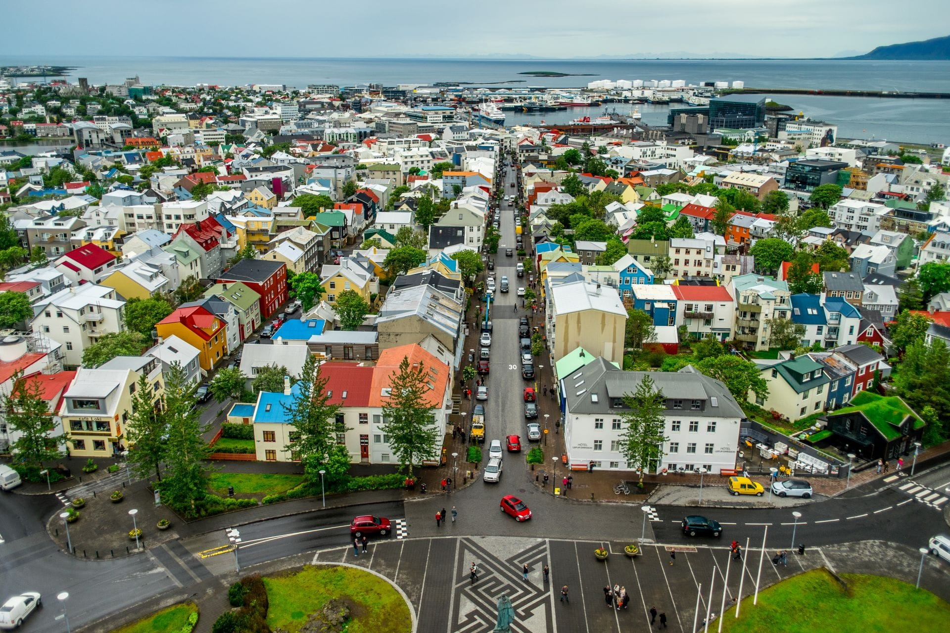 CAPRICORN, THE 2019 JOURNEY IS IN REYKJAVIK