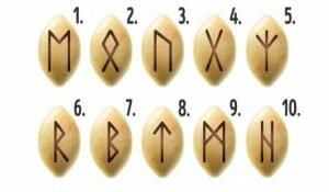 Choose a Rune! The Test that Helps Unveil Your Inner Self