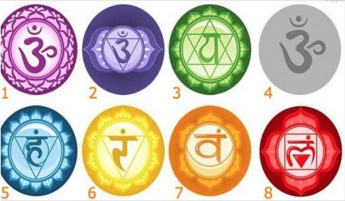 Choose A Symbol And Find Out What Kind Of Soul You Have!