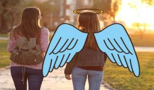 12 Signs Your Best Friend Might Be Your Guardian Angel In Disguise