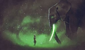 A short Story that is worth Reading: The Elephant and the Rope