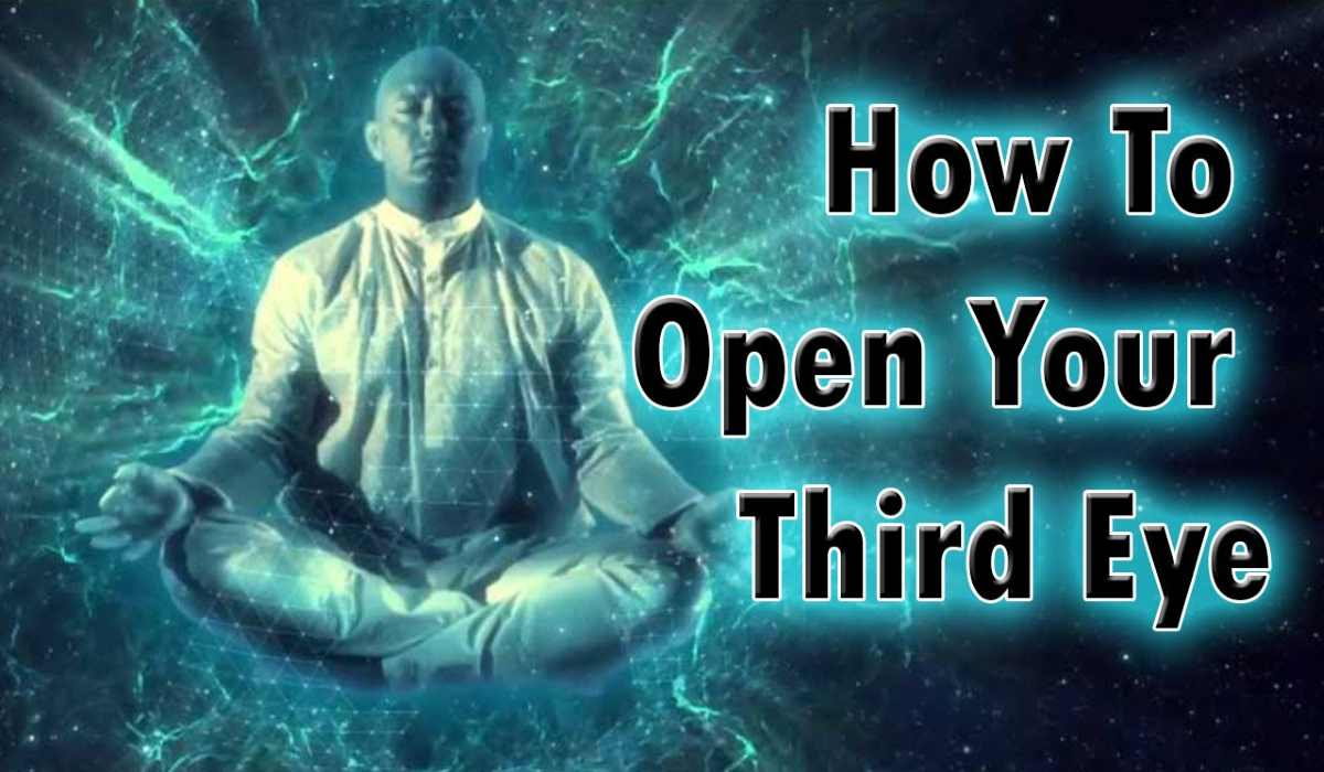 This 8 Step Meditation can Help you Open your Third Eye