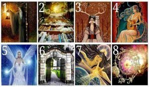 Choose Your Favorite Oracle To Receive Her Prophetic Message For You
