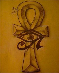 The cross of Ankh
