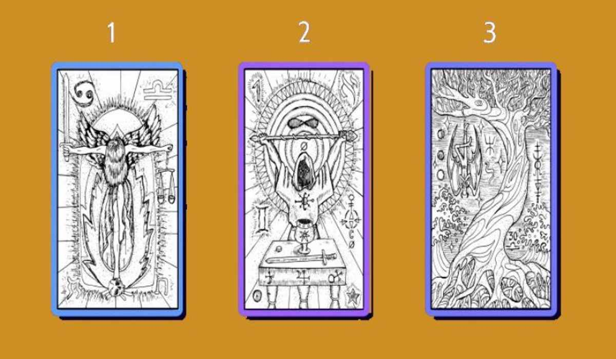 Choose a Card and Let it Reveal the Secret Desire of Your Soul