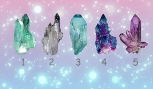 Choose a Crystal and Get a Free Psychic Reading