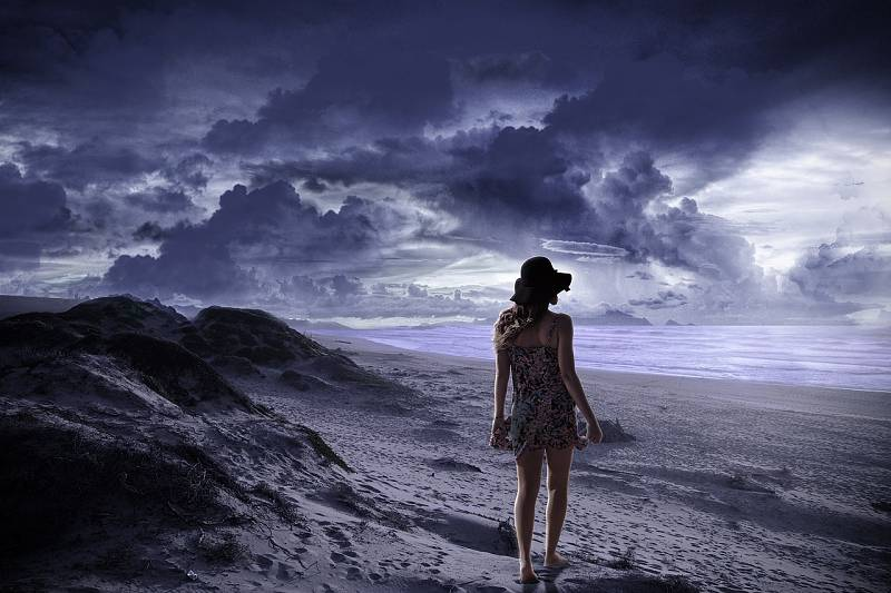 Dark Night of the Soul: 7 Signs that You Are Experiencing It