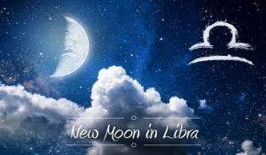 New Moon in Libra on September 28, 2019 – Love, Joy and Good Fortune