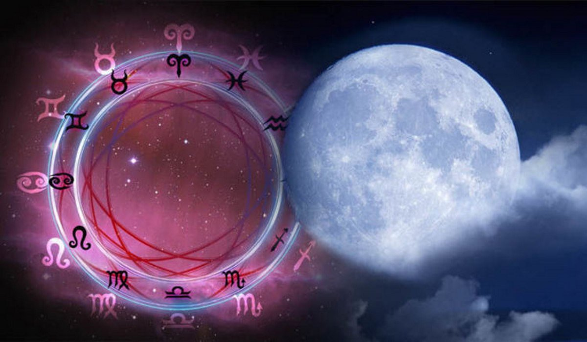 The 4 Zodiac Signs that Will Feel Most the Effects of the Full Moon in Pisces
