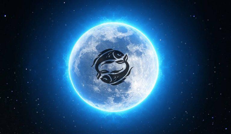 The Full Moon in Pisces on September 13