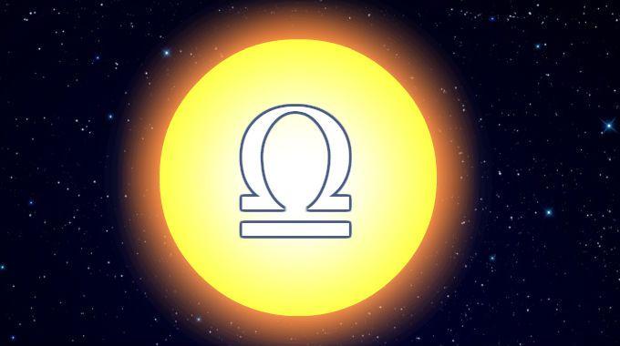 The Sun moves in Libra on September 23