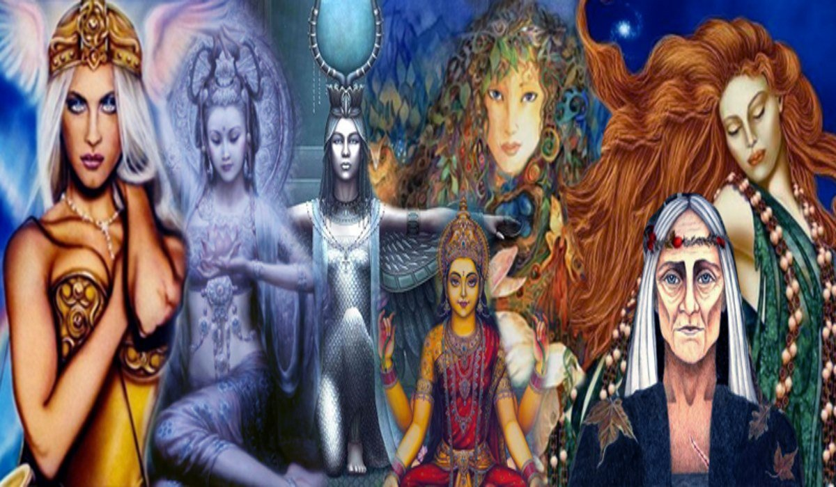 The Twelve Basic Female Archetypes. Which One Are You?