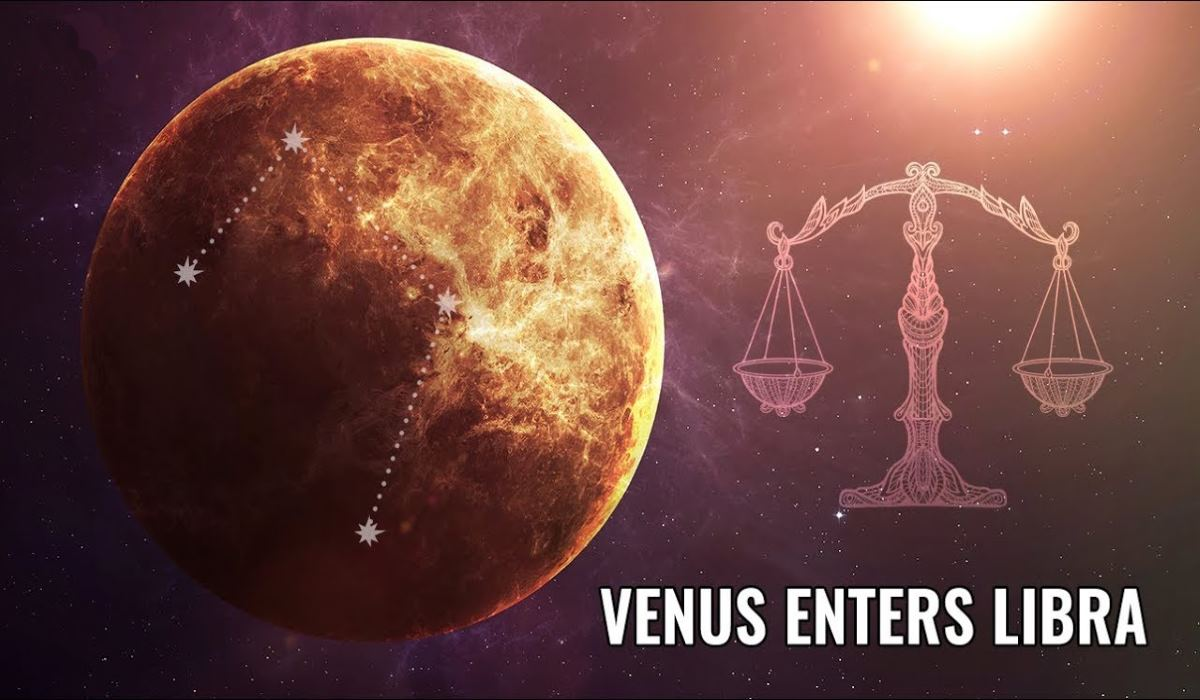 Venus enters Libra, from September 14 to October 8: Love Will Be Balanced and Harmony Will Prevail