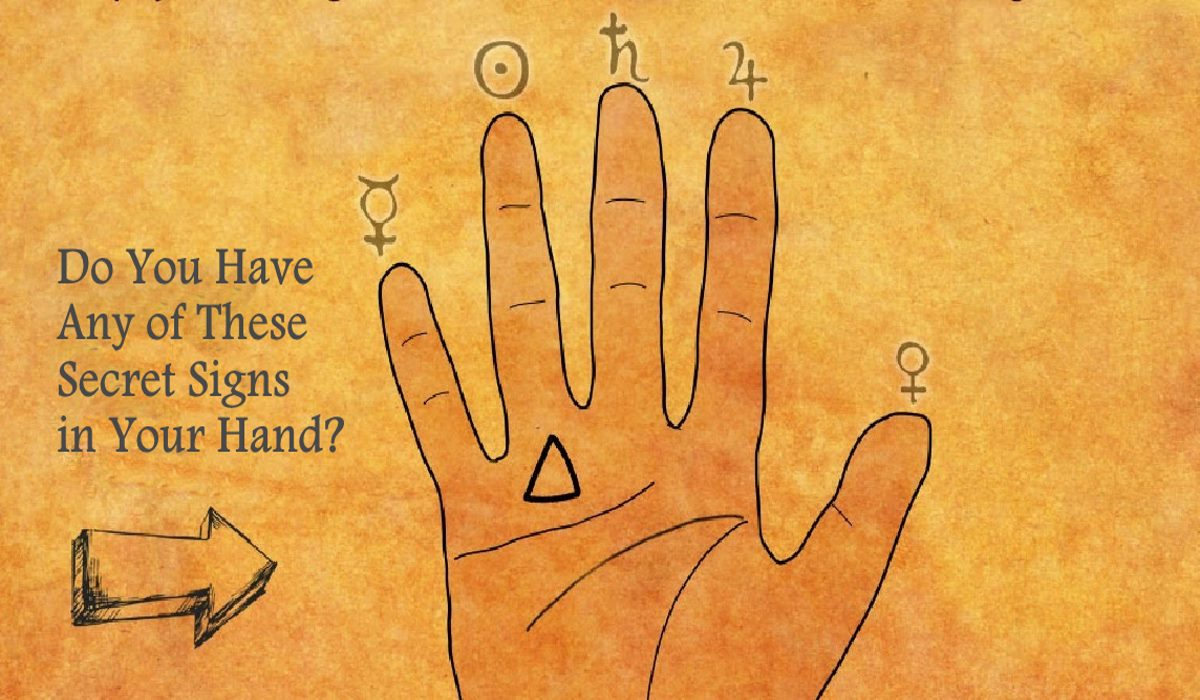 What is Your Special Gift? Here Are the Secret Signs in Your Hand that Indicate It