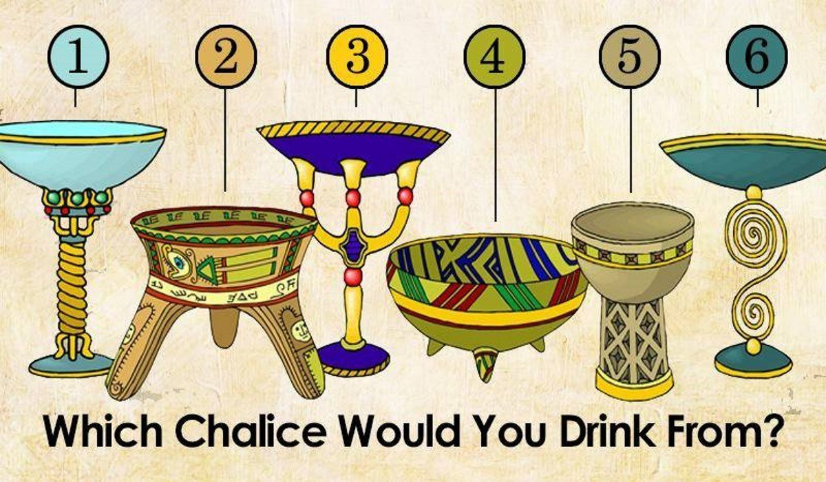 Choose a Chalice to Discover Your Spiritual Gift