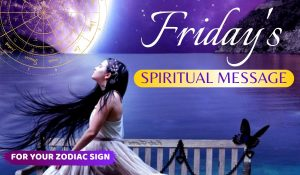 Today's Spiritual Message for Your Zodiac Sign! January 1, 2021