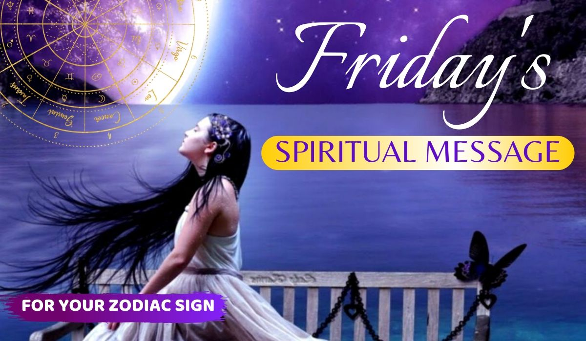 Today's Spiritual Message for Your Zodiac Sign! October 25, 2019