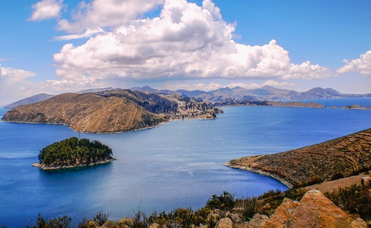 Lake Titicaca - Peru and Bolivia