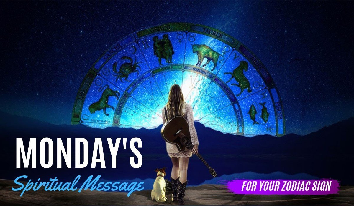 Today's Spiritual Message for Your Zodiac Sign! November 11, 2019