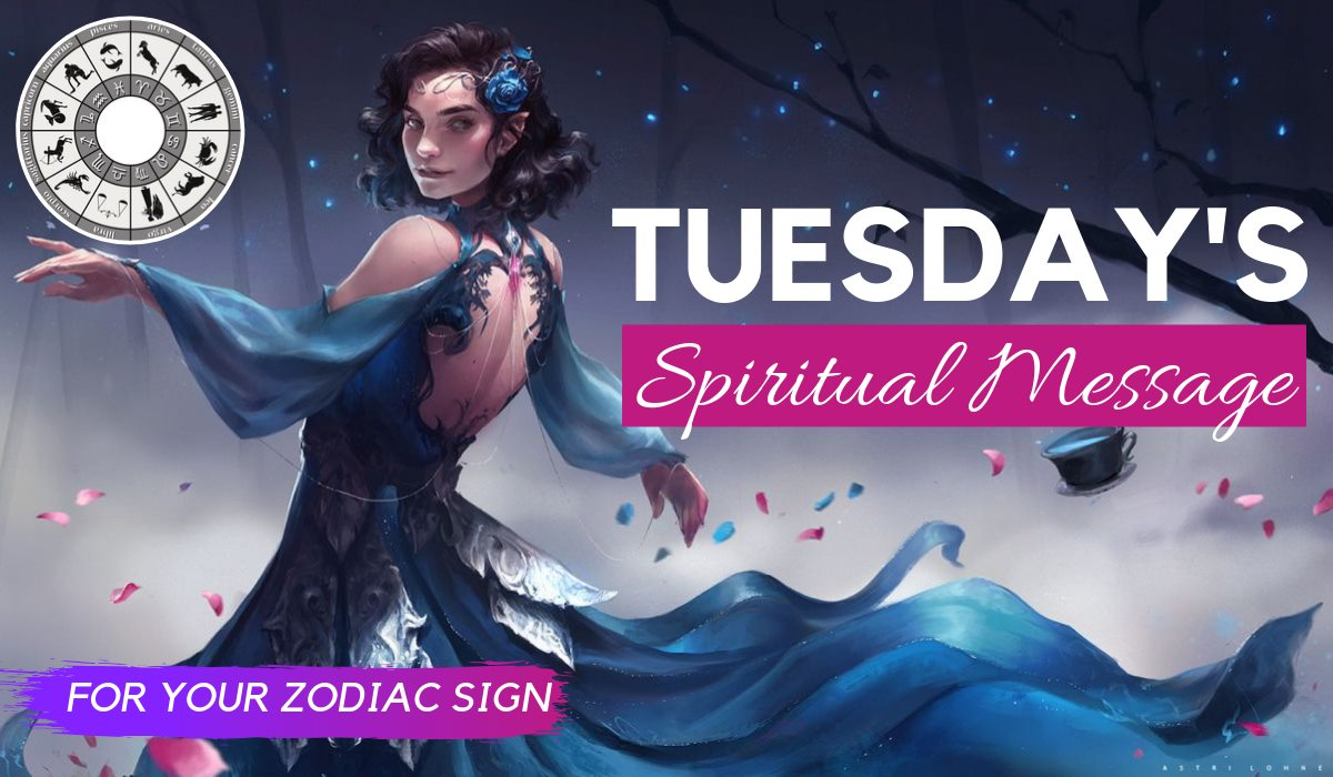Today's Spiritual Message for Your Zodiac Sign! November 19, 2019