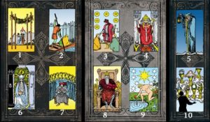 Choose 3 Tarot Cards to Find Useful Information About Your Current Situation