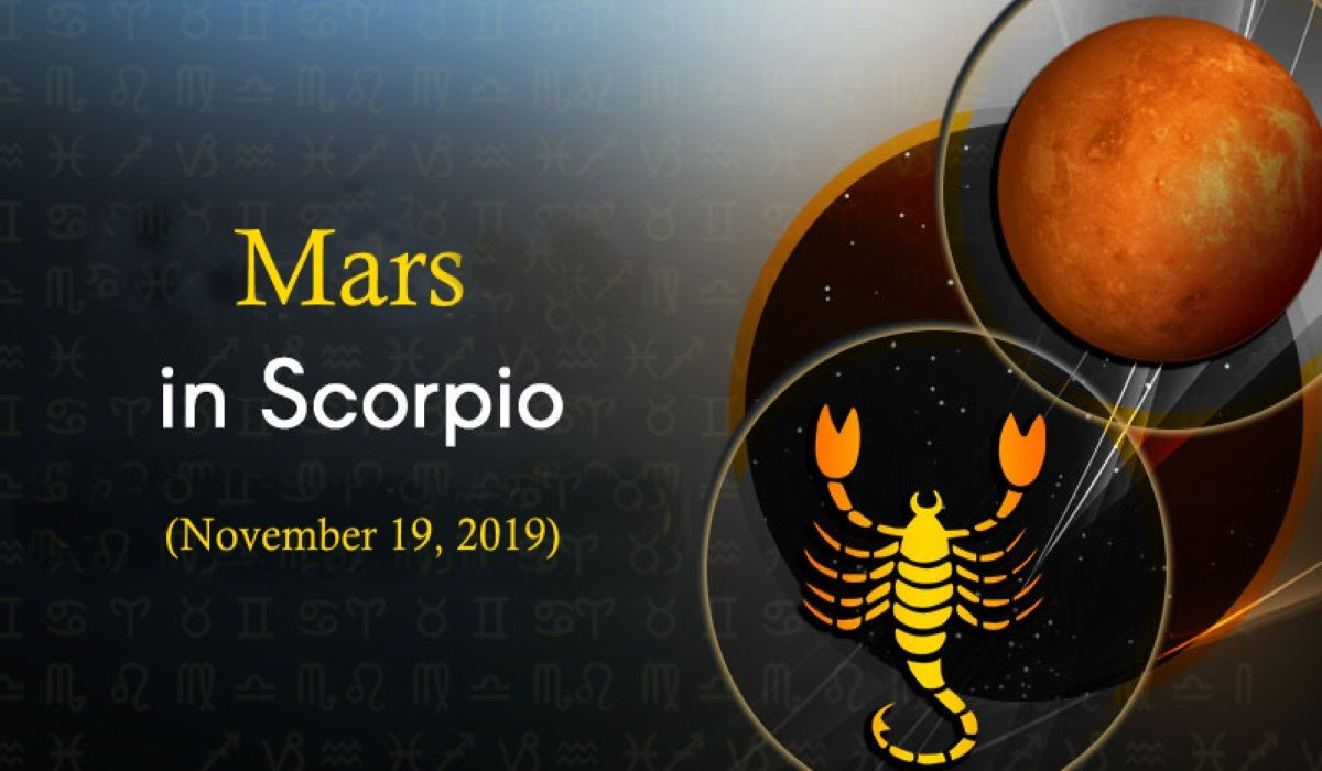 Mars Moves in Scorpio Today, Your Intuition Will Guide You to Success