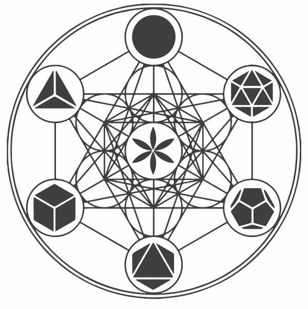 The Metatron Cube