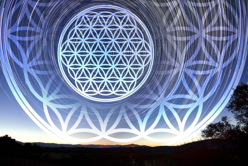The Spiritual Meaning of the Flower of Life Symbol