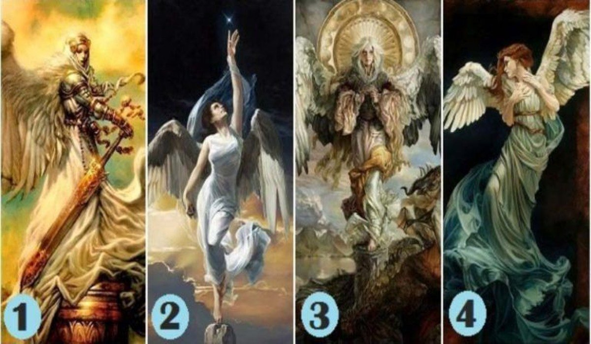 Choose an Angel, to Receive Your Spiritual Message that Will Guide Your Month of December