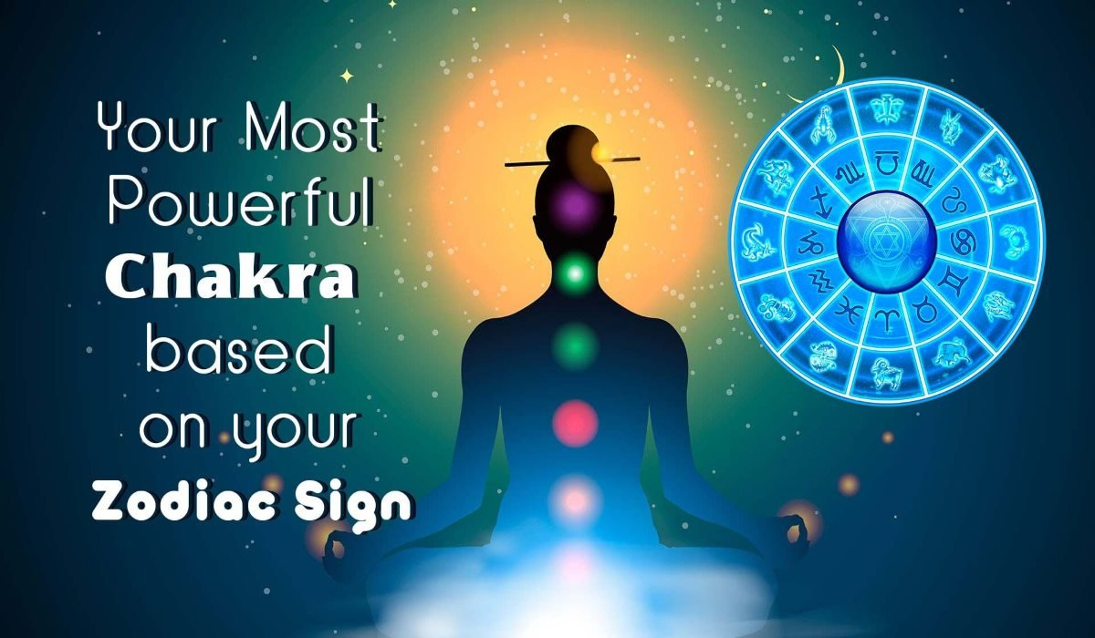 This Is the Most Powerful Chakra Associated with Your Zodiac Sign