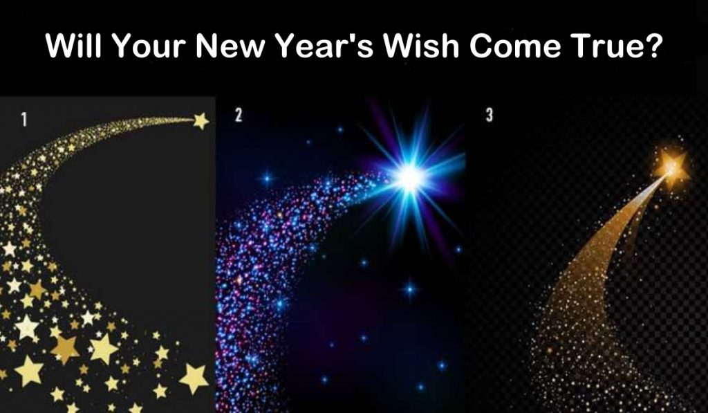 Will Your New Year's Wish Come True