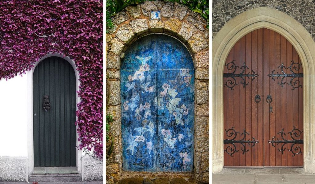 Choose a Door to Receive a Message that Will Guide You Through February!