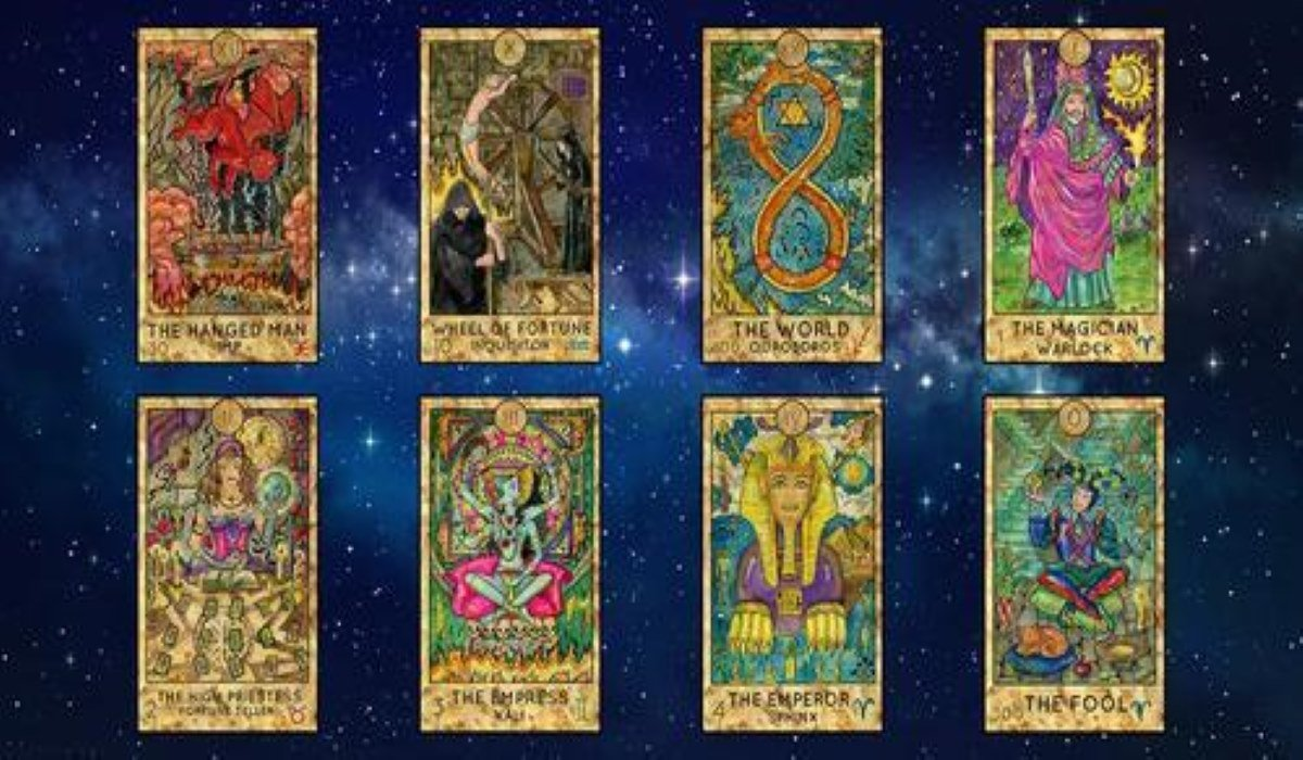What Your Birthday Tarot Card Says About Your Life Path
