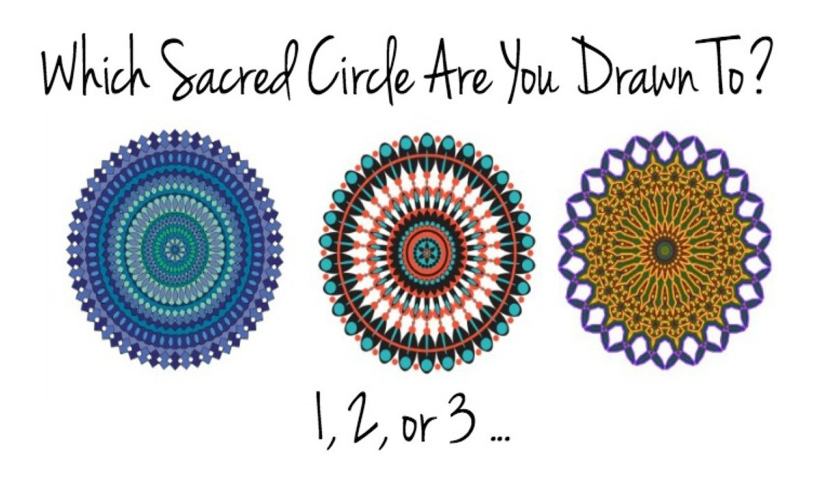 Choose a Sacred Circle to Discover Which of Your Psychic Abilities Is Becoming Stronger