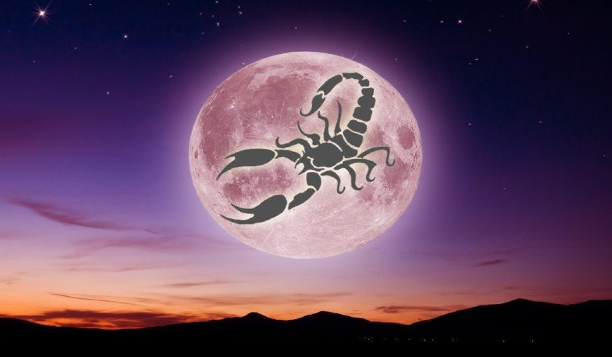 Full Moon in Scorpio on May 7, 2020 – Time to Give up and Restart