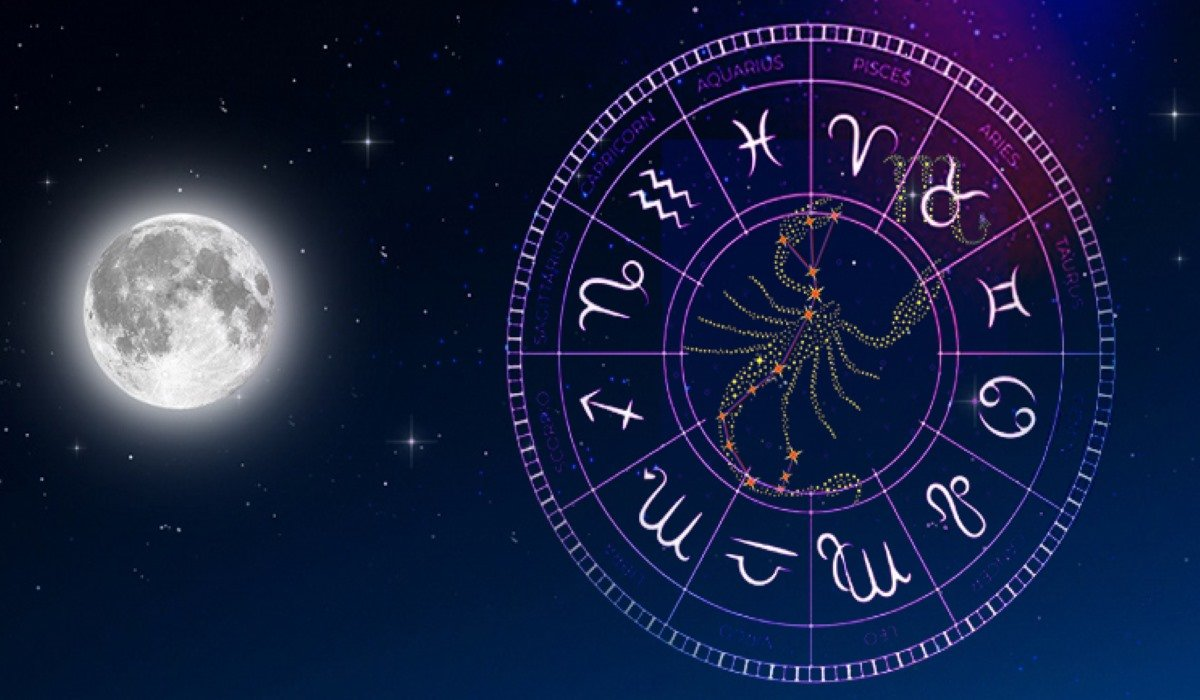 How the Full Moon in Scorpio (May 7th) Will Affect Your Zodiac Sign