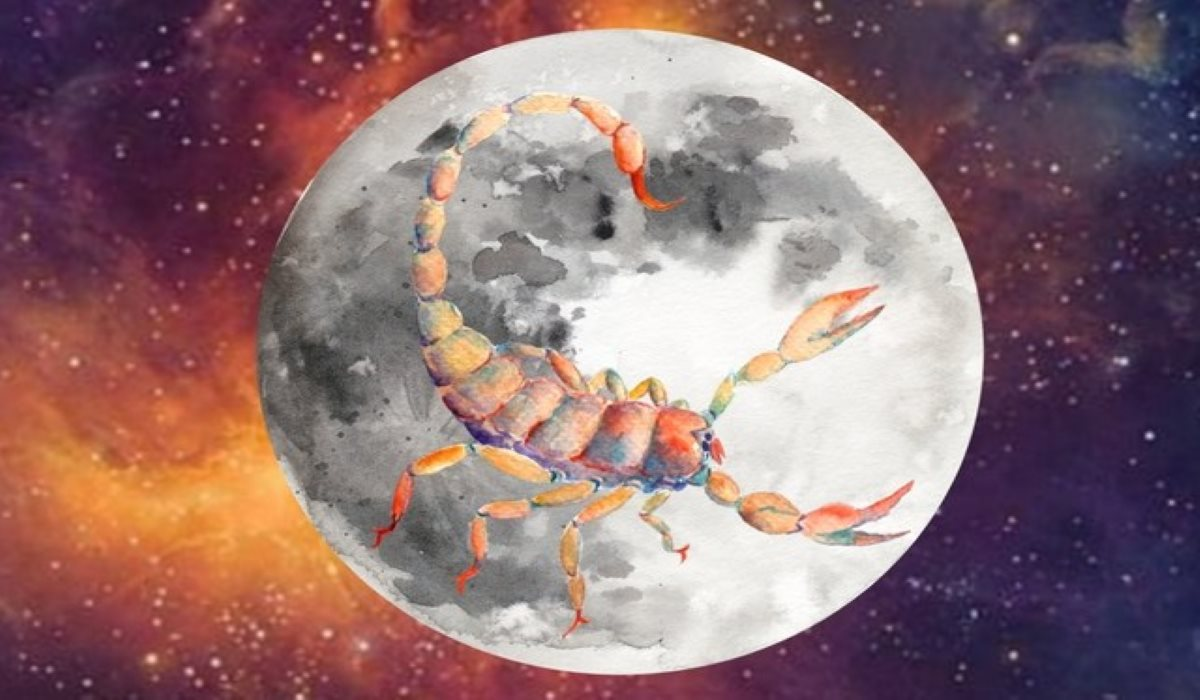 The Spiritual Meaning Behind Tonights Full Moon in Scorpio