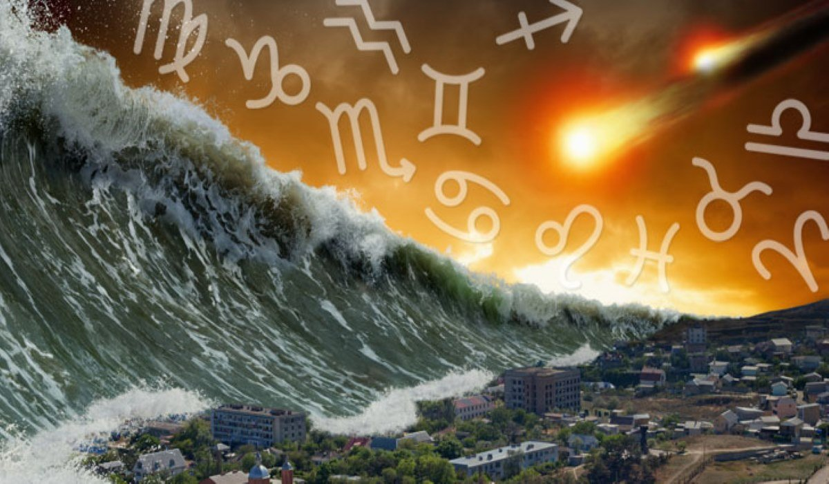 Which Natural Disaster are You, According to Your Zodiac Sign