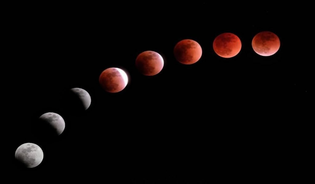 The Strawberry Full Moon Brings a Penumbral Lunar Eclipse