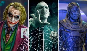 Which Epic Villain Are You, According to Your Zodiac Sign