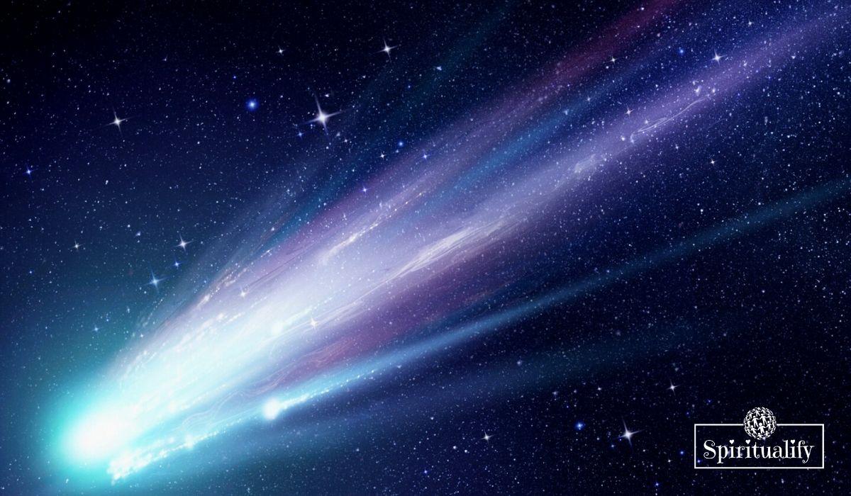 Comet NEOWISE Brings Intense Energies as it is Approaching Earth