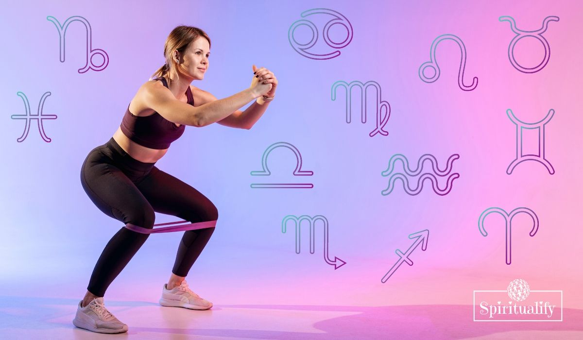 The Best Workout for You, According to Your Zodiac Sign