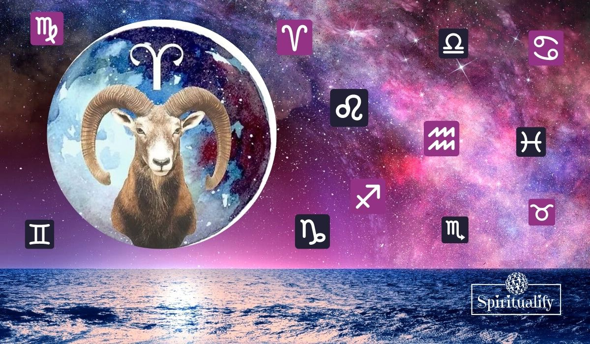 These 4 Zodiac Signs Will Be Most Affected by the Full Moon in Aries October 2020