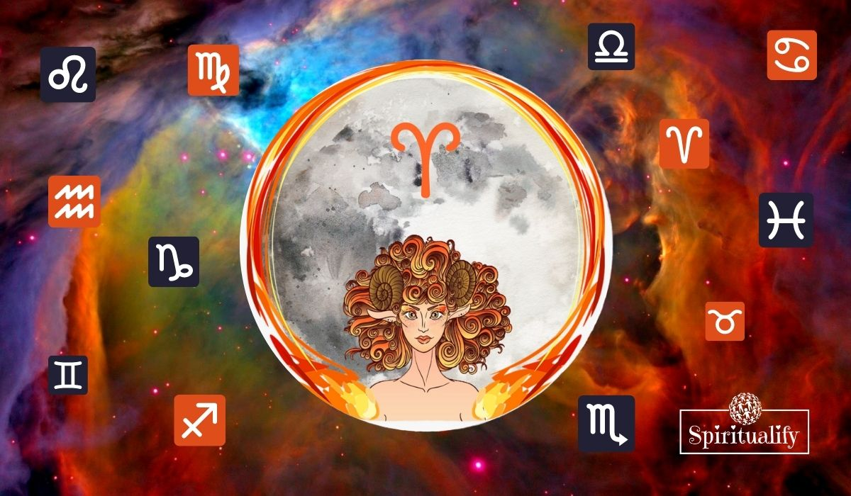 These 4 Zodiac Signs Will Be Least Affected by the Full Moon in Aries October 2020