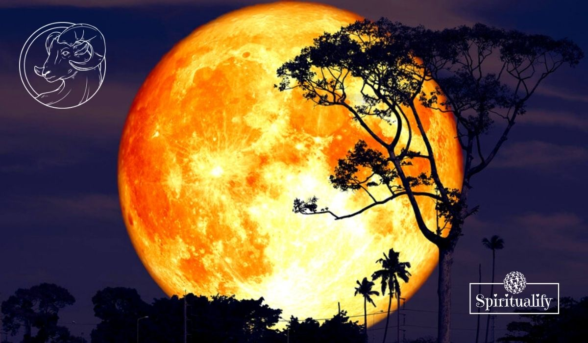 How to Harvest the Powerful Energy of the October Full Moon in Aries