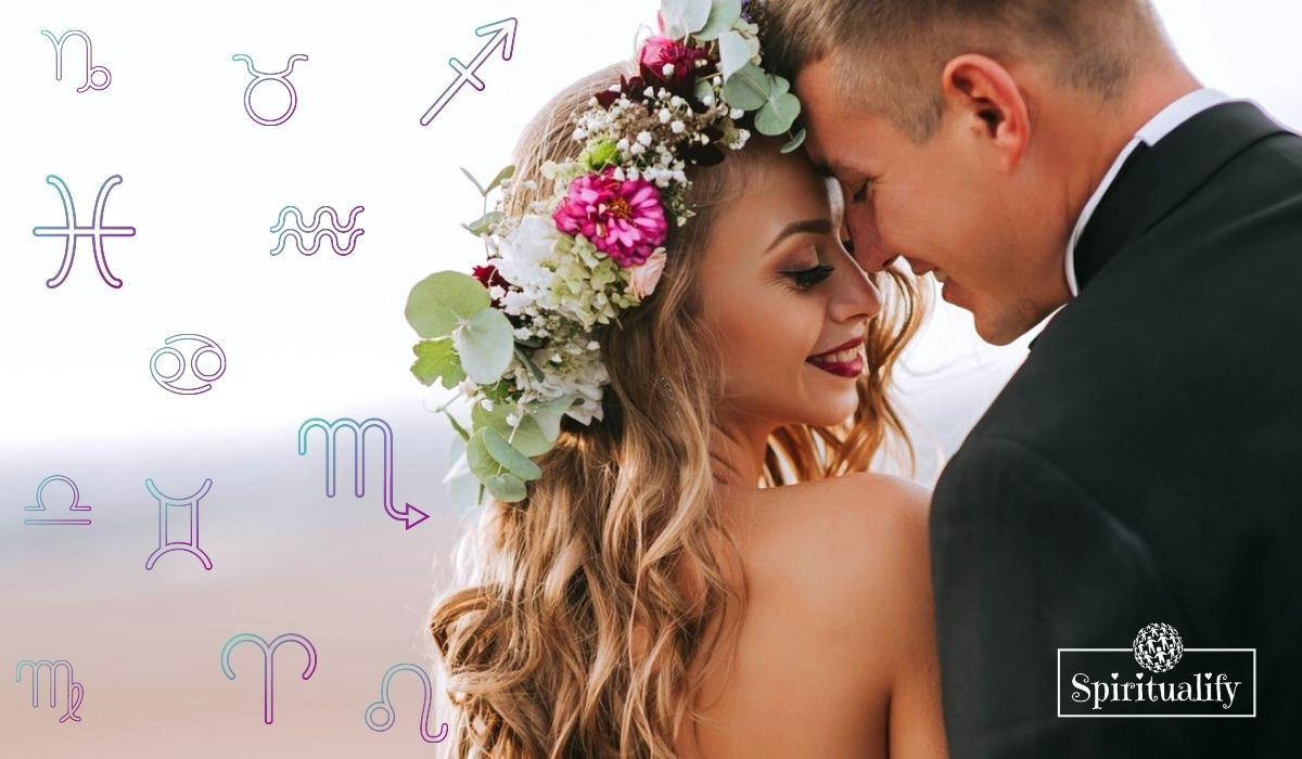 The Best Age to Get Married, According to Your Zodiac Sign