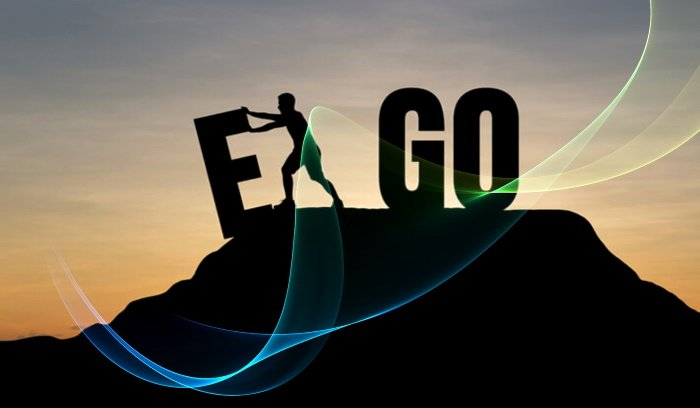 You should kill your ego