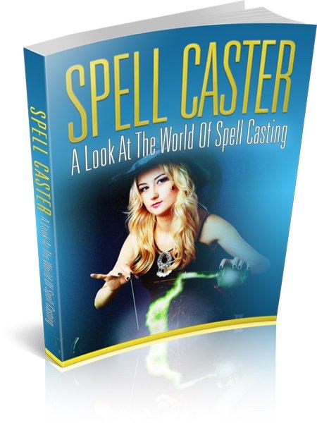 Spell Caster Book